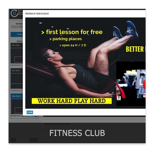 Digitalsignagepress Pro - Digital Signage WordPress Plugin - 6