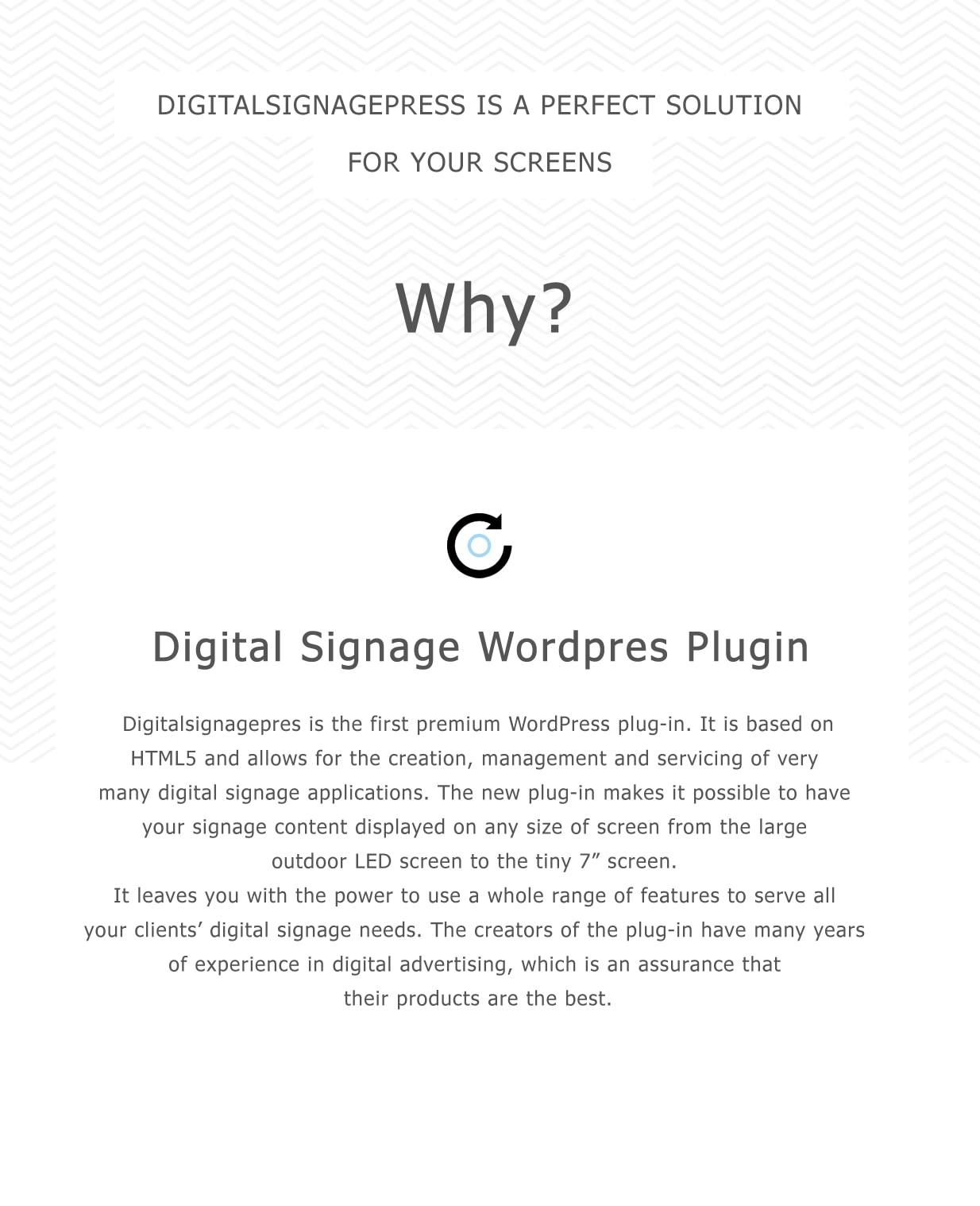 Digitalsignagepress Pro - Digital Signage WordPress Plugin - 9
