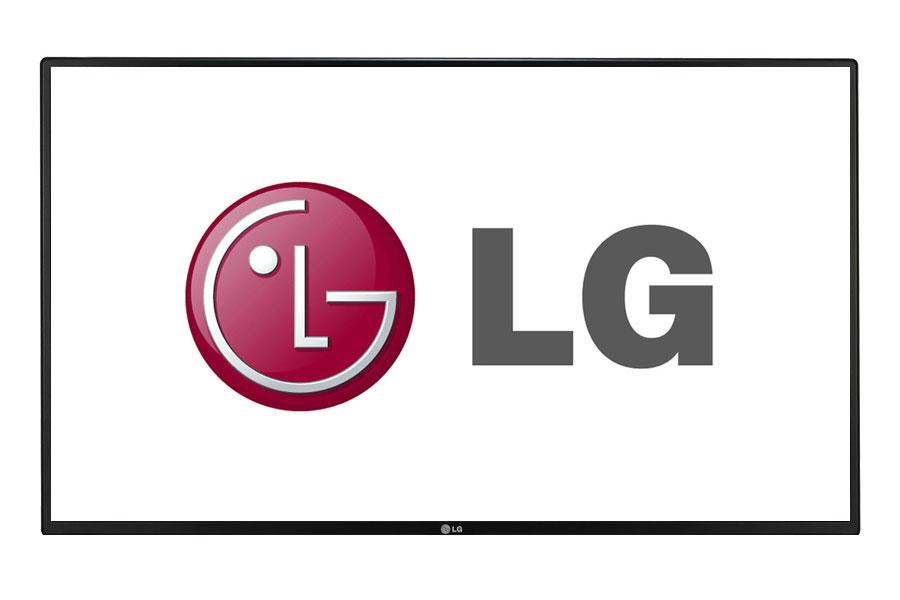 LG 42LS55A Display