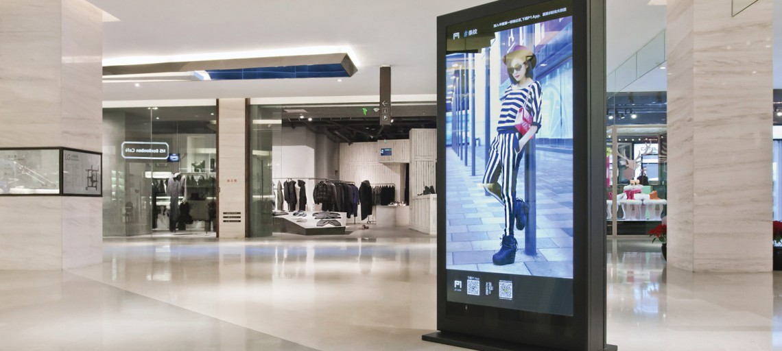 Digital Signage Solutions: The principle of operation, characteristics and scope