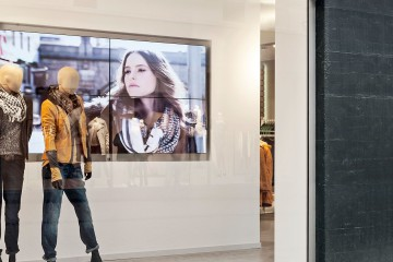 Digital Signage for Retail and Fast Food