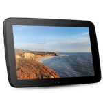 Digital Signage on Tablets