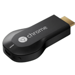 Chromecast sticks