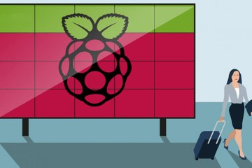 Digital Signage with Raspberry Pi