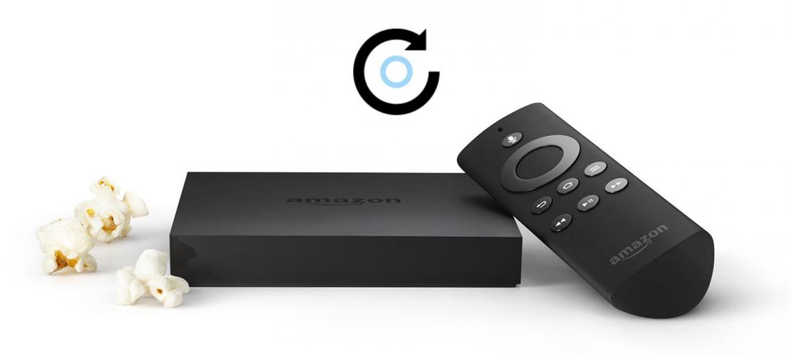Digitalsignagepress with Amazon Fire TV